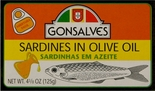 Gonsalves Canned & Packed Fish