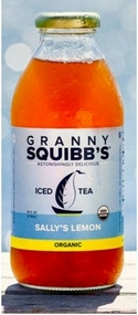 Granny Squibb's Sally's Lemon Sweetened Iced Tea 12/16 oz. Case