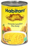* Habitant French-Canadian Pea Soup 14 oz.