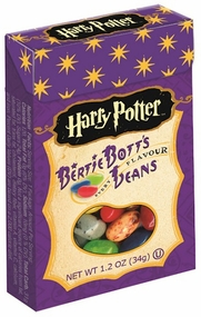 Harry Potter Bertie Bott's Jelly Beans Value 3 Pack (1.2 oz. ea.)