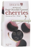 Harvest Sweets Dark Chocolate Covered Cherries 4 oz.