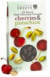 Harvest Sweets Dark Chocolate Covered Cherries & Pistachios 3 oz.