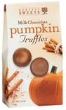 Harvest Sweets Milk Chocolate Pumpkin Truffles 2.6 oz.