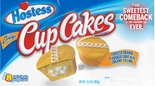 Hostess Orange Cup Cakes (2 Boxes)