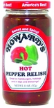 Howard's Hot Pepper Relish 11 oz.