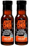 Joyce Chen 100% Pure Roasted Sesame Oil 8 oz. (2 Bottles)