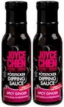 Joyce Chen Spicy Ginger Potsticker Dipping Sauce 8 oz. (2 Bottles)
