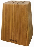 Kyocera 4-Slot Bamboo Knife Block