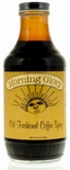 Morning Glory All Natural Old Fashioned Coffee Syrup 16 oz.