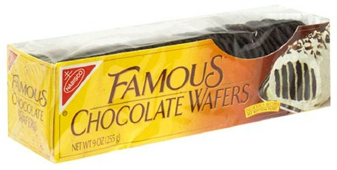 Image result for nabisco famous chocolate wafers