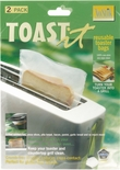 NoStick Toast It ReusableToasterbags (Set of 2)
