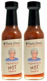 Paula Deen The Lady & Son's Signature Hot Sauce 5 oz. (2 Bottles)