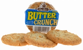 Peggy Lawton Butter Crunch Cookies 12/2 oz. Case