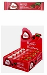* Regina Portuguese Milk Chocolate with Strawberry Flavor - Morango 30ct Box
