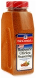 McCormick Rotisserie Chicken Seasoning 24 oz.