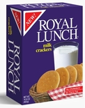 * Royal Lunch Milk Crackers 12.35 oz.