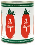 * San Marzano Whole Peeled Canned Tomatoes 28 oz.