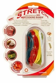 Silicone Hot Cooking Bands 20 Ct