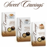 Sweet Cravings Chocolate Covered Truffles Variety 3 Pack