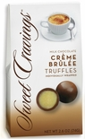 Sweet Cravings Crème Brûlée Milk Chocolate Truffles 2.6 oz.