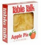 Table Talk Apple Pie 4 oz. (4 Pack)