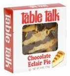 * Table Talk Chocolate Eclair 4 oz. (4 Pack)
