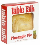 * Table Talk Pineapple Pie 4 oz. (4 Pack)