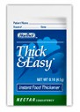 Thick & Easy Instant Food Thickener Packets - Nectar 100/4.5 g.