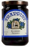 Trappist Blueberry Preserve 12 oz.