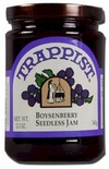 Trappist Boysenberry Seedless Jam 12 oz.
