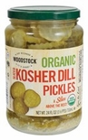 Woodstock Organic Pickles