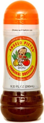 Angelo Pietro Original (Shoyu) Dressing