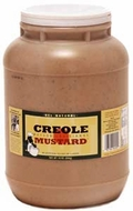 Creole Mustard by the Gallon