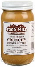 Food Mill All-Natural Peanut Butter