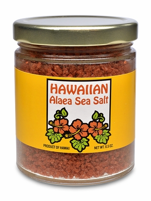Hawaiian Red 'Alaea Sea Salt