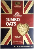 Mornflake Jumbo Porridge Oats, 1 case, Free Shipping