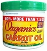 Africa's Best Organics Carrot Oil Cream Bonus 12 oz 12 PCS CH120212