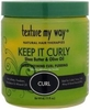 Africa's Best Organics Texture My Way Curly Pudding 15 oz 12 PCS CH127115