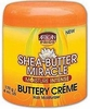 African Pride Shea Butter Buttery Creme 6 oz 12 PCS AP49506
