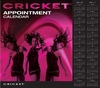 Cricket Appointment Book