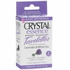 Crystal Body Deodorant Towelettes Lavender & White Tea LCN069