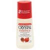 Crystal Mineral Roll On Deodorant Pomegranate 2.25 oz LCN11661