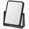 Danielle 7X Magnification Midnight Matte Rectangular Vanity Mirror (D179)