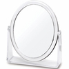 Danielle 7X Magnification Oval Ultra Vue Acrylic Vanity Mirror D206