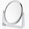 Danielle 7X Magnification Oval Ultra Vue Metallic Vanity Mirror D406