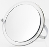 Danielle 7X Magnification Round Ultra Vue Mirror With Silver Easel D220