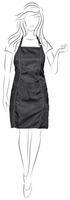 Fromm Black Collection Salon Aprons