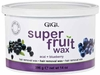 GiGi Super Fruit Wax Acai + Blueberry 14 oz 0356