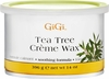 GiGi Tea Tree Creme Specialized Wax 14 oz 0240