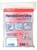 "Graham HandsDown 1.75"" Round Ultra Nail & Cosmetic Pads 42950"